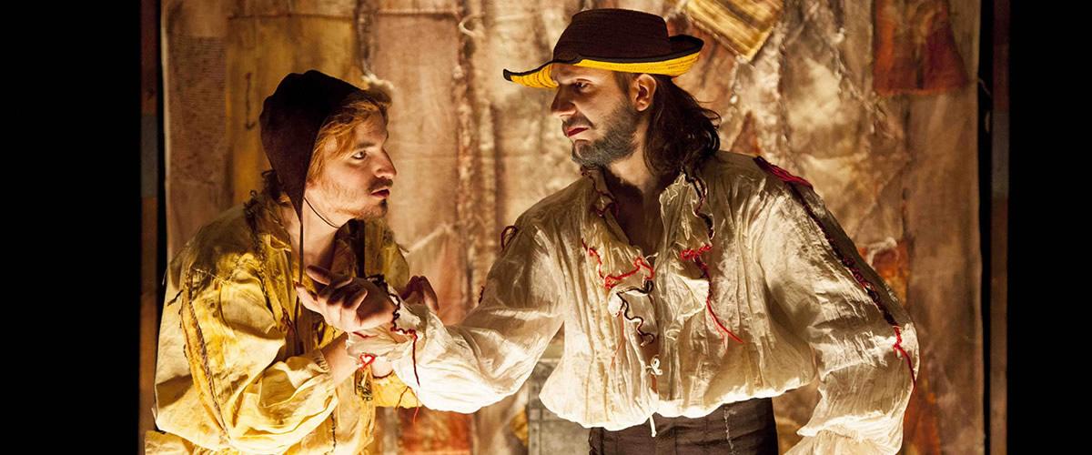 """Il """"Don Chisciotte"""" conclude la Mezza Stagione al teatro di Costigliole d'Asti."""