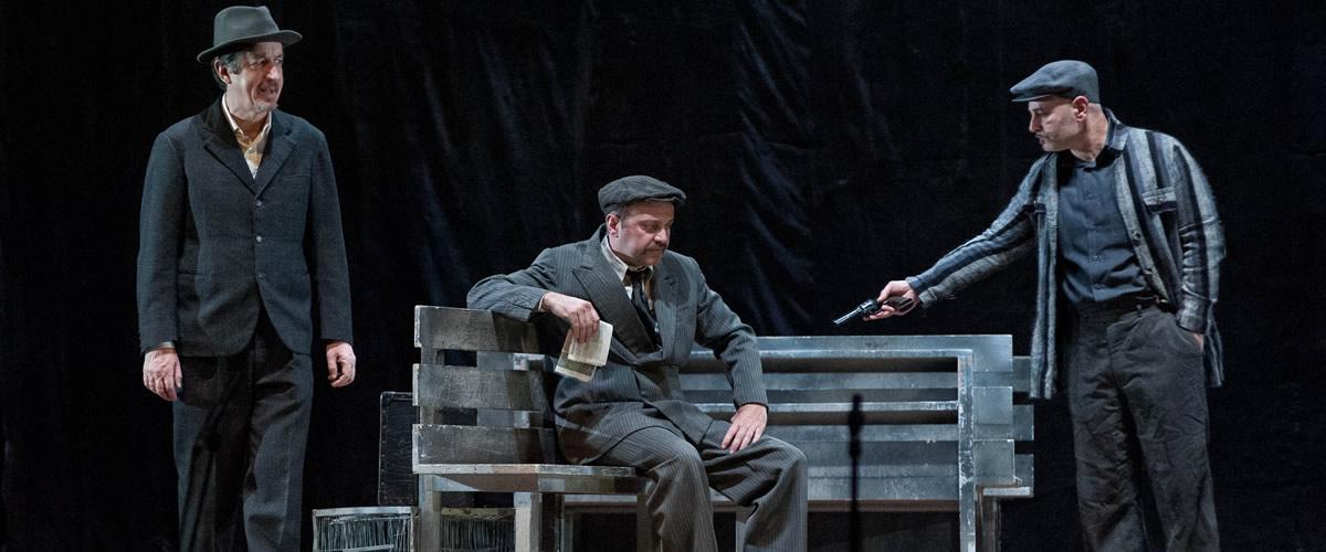 """""""Vanzetti. Il sogno di un emigrato italiano"""" in teatro a Costigliole d'Asti."""